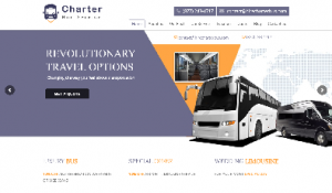 Hire Charter Bus Rental