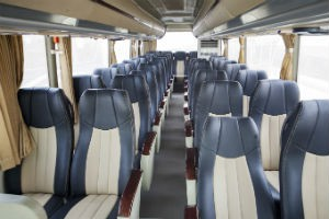 Charter Buses For Rent