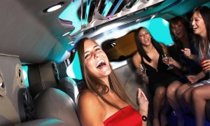 Cheap Party Bus DC