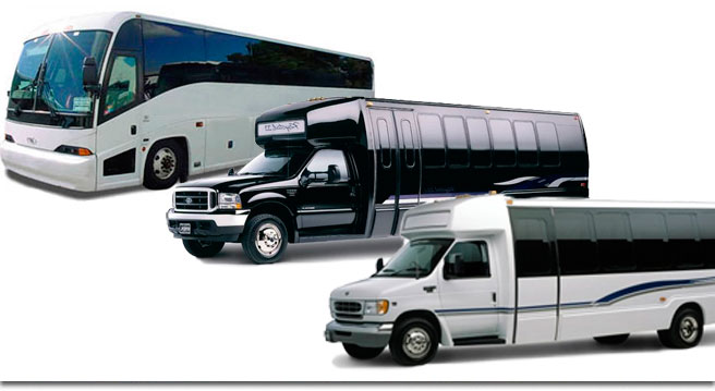Charter Bus Service In DC