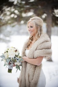 Staying Warm for your Winter Wedding