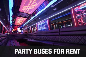 Los Angeles Party Bus Prices