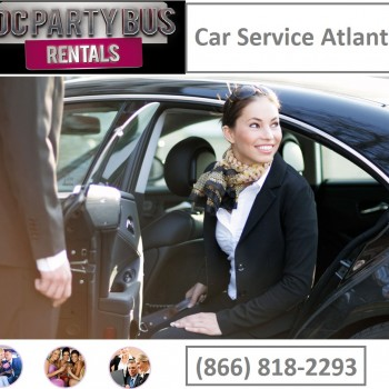 Corporate Car Service Atlanta