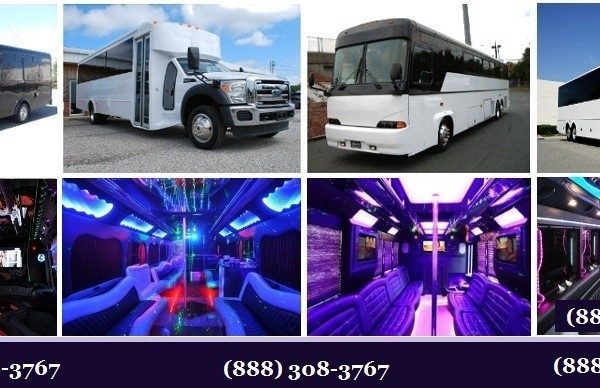 Party Bus Rental Cost