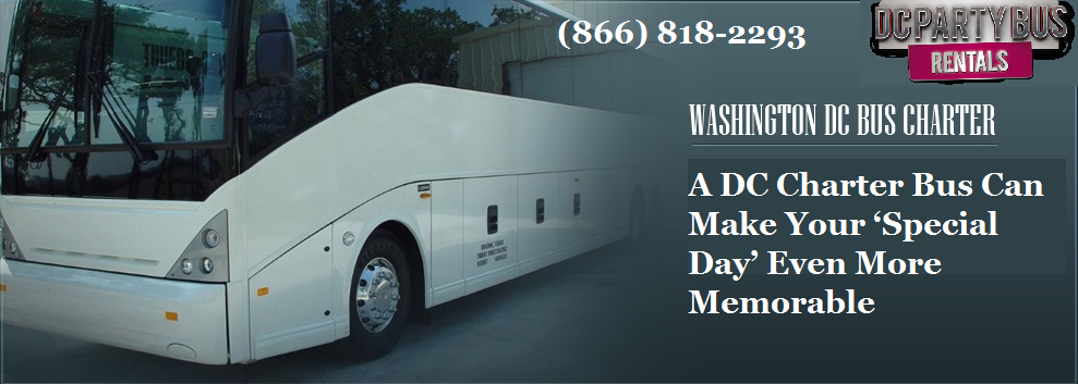 Charter Bus Rental DC