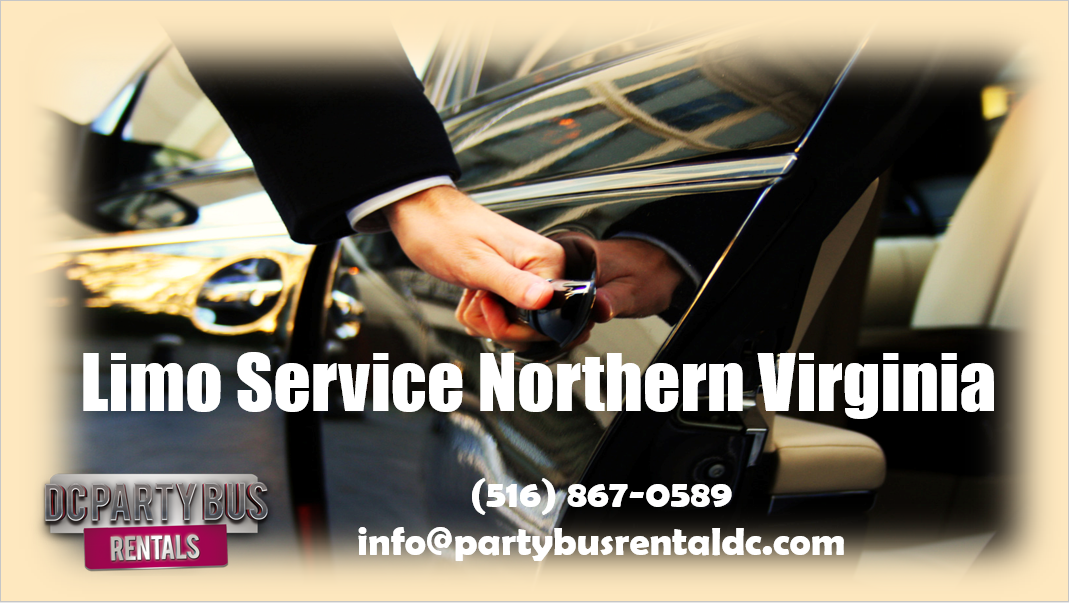 Limo Service Northern Virginia