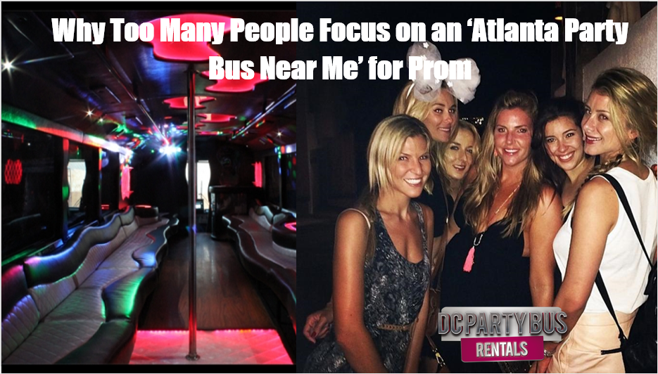Atlanta Party Bus Near Me