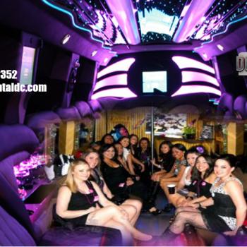 Limousine Service Arlington VA