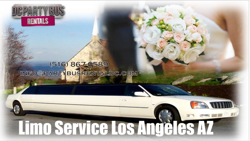 Limo Service Los Angeles AZ