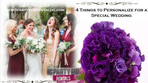 Personalize Your Wedding: What Matters Most