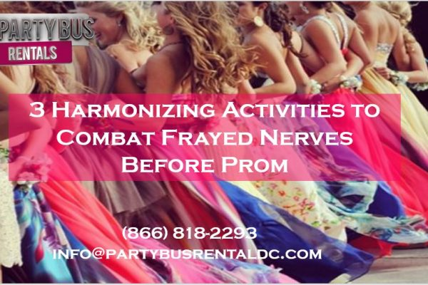 3 Great Activities to Help You Feel Amazing Before Prom