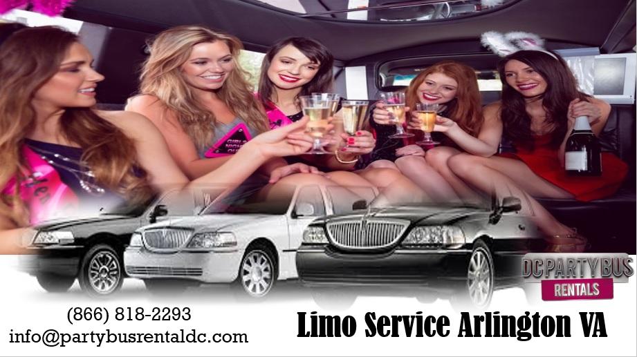 Arlington VA Limo Service