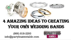 Spectacular Options to Create Your Own Wedding Bands