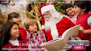 Fun things for Kids to do Around the Christmas Season