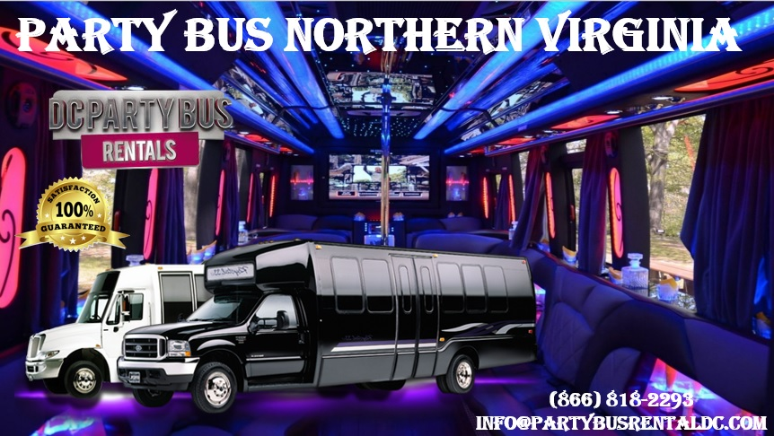 Party Bus Rental Virginia