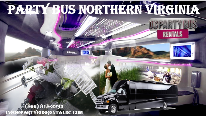 Party Bus Rental VA