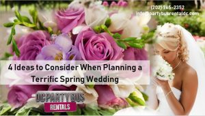 4 Fantastic Reasons to Host a Spring Wedding