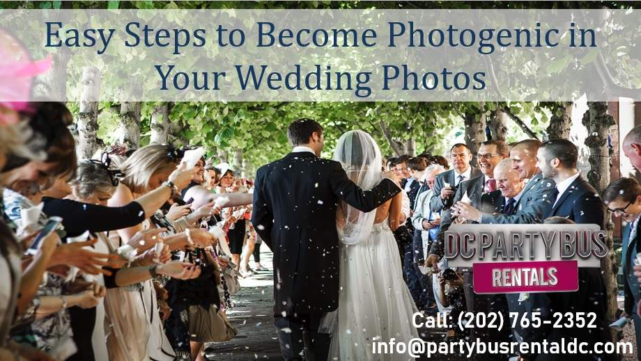 Top Tips for the Camera Shy During Your Wedding Photo Shoot