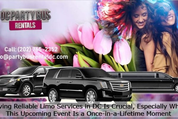 Limo Services in DC