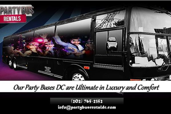 Party Buses DC