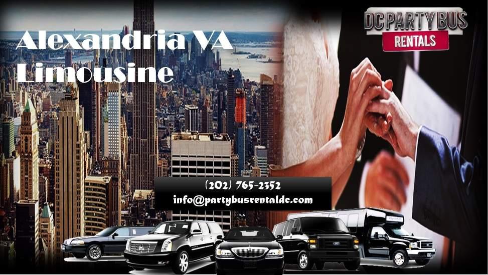 Alexandria VA Limousine