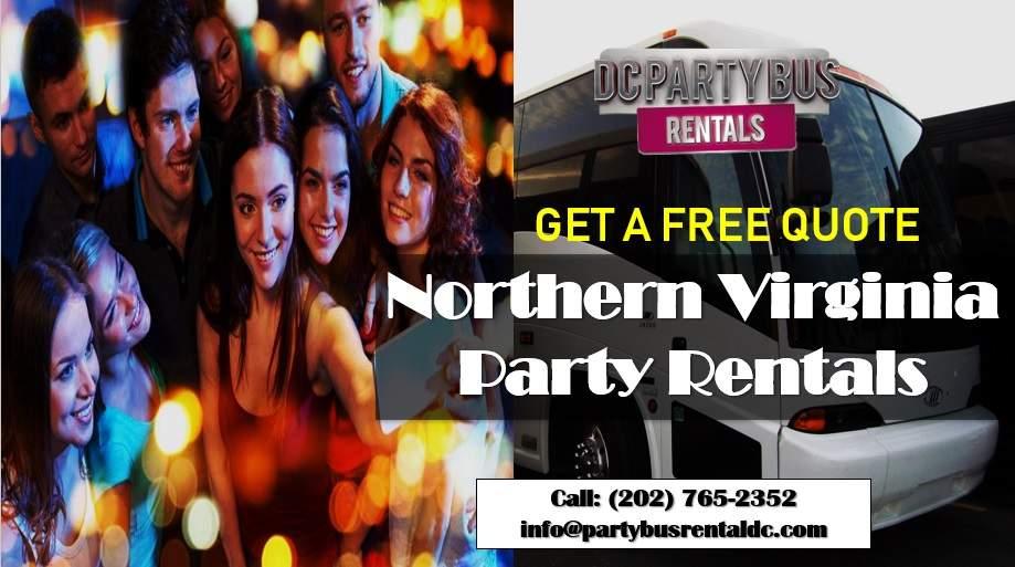 Northern Virginia Party Rental
