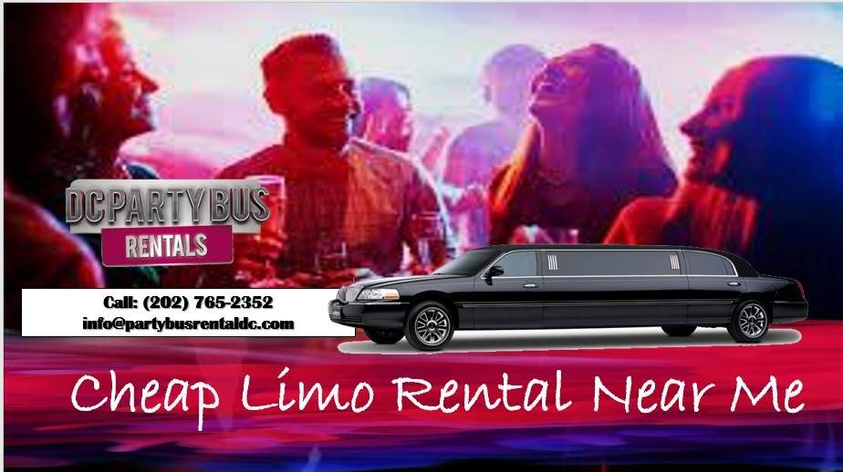 Cheap Limo Services Near Me