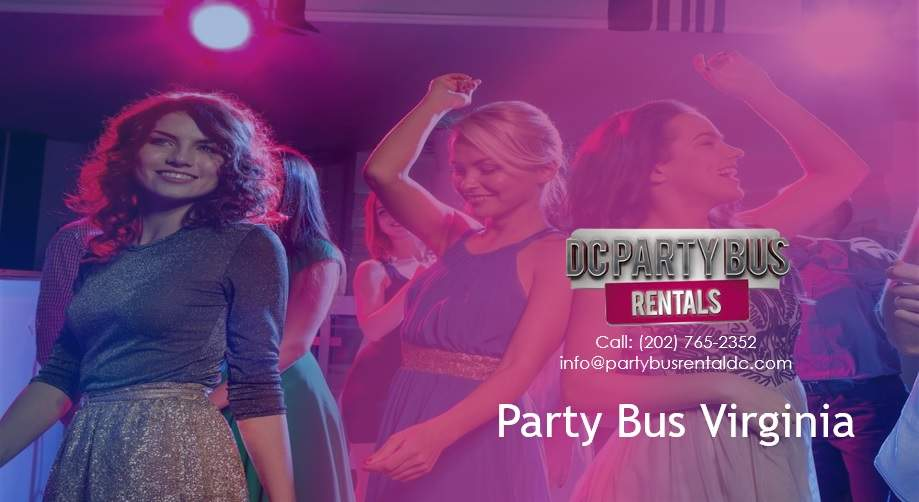 Party Bus in Virginia