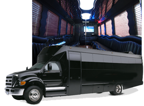 Party Bus Rentals DC