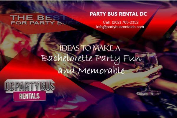 Bachelorette Party Funs