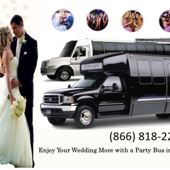 Party Bus Northern Virginia