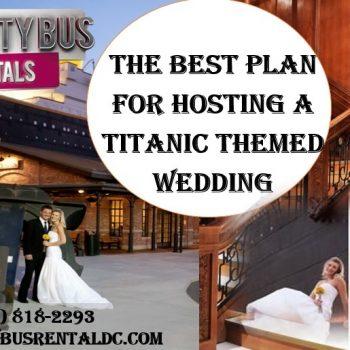 4 Wonderful Ways to Have a Titanic Themed Wedding