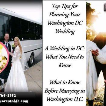 Washington DC Party Buses