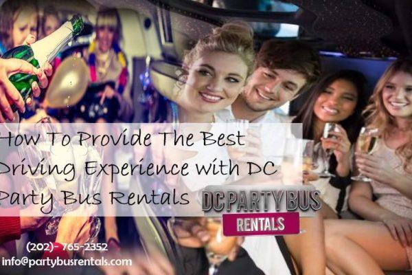 DC Party Bus Rentals