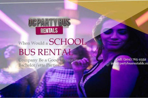 School Bus Rental Company